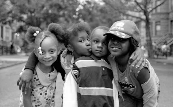 N.Y CITYの子供達