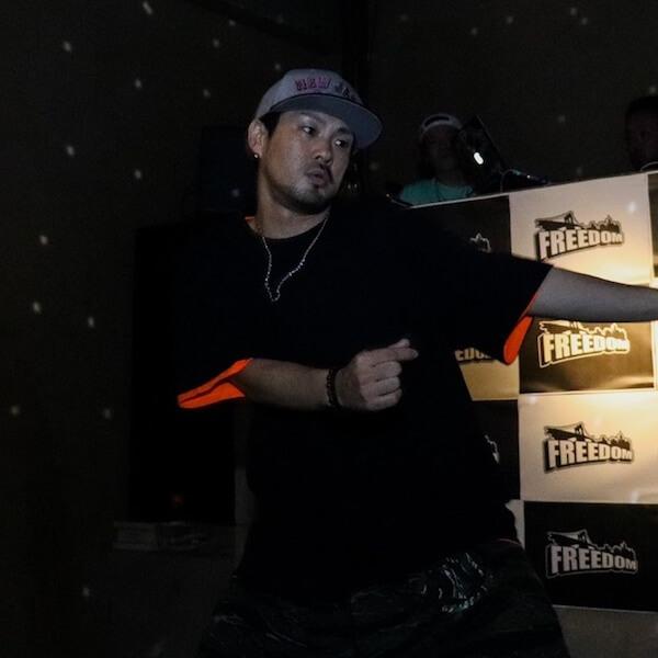 HipHop-Danceインストラクタープロフィール